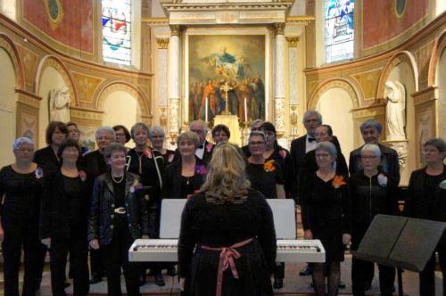 12 novembre 2017 - Concert à l'Eglise du Bois Plage